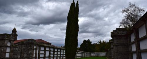Outubro en Compostela: a danza da lúa