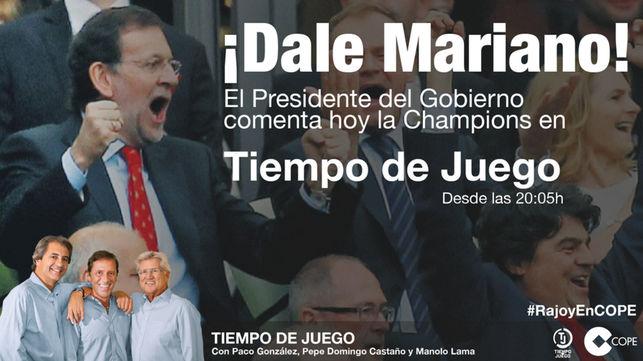 Dalle Mariano! | Fonte: Cadena Cope.