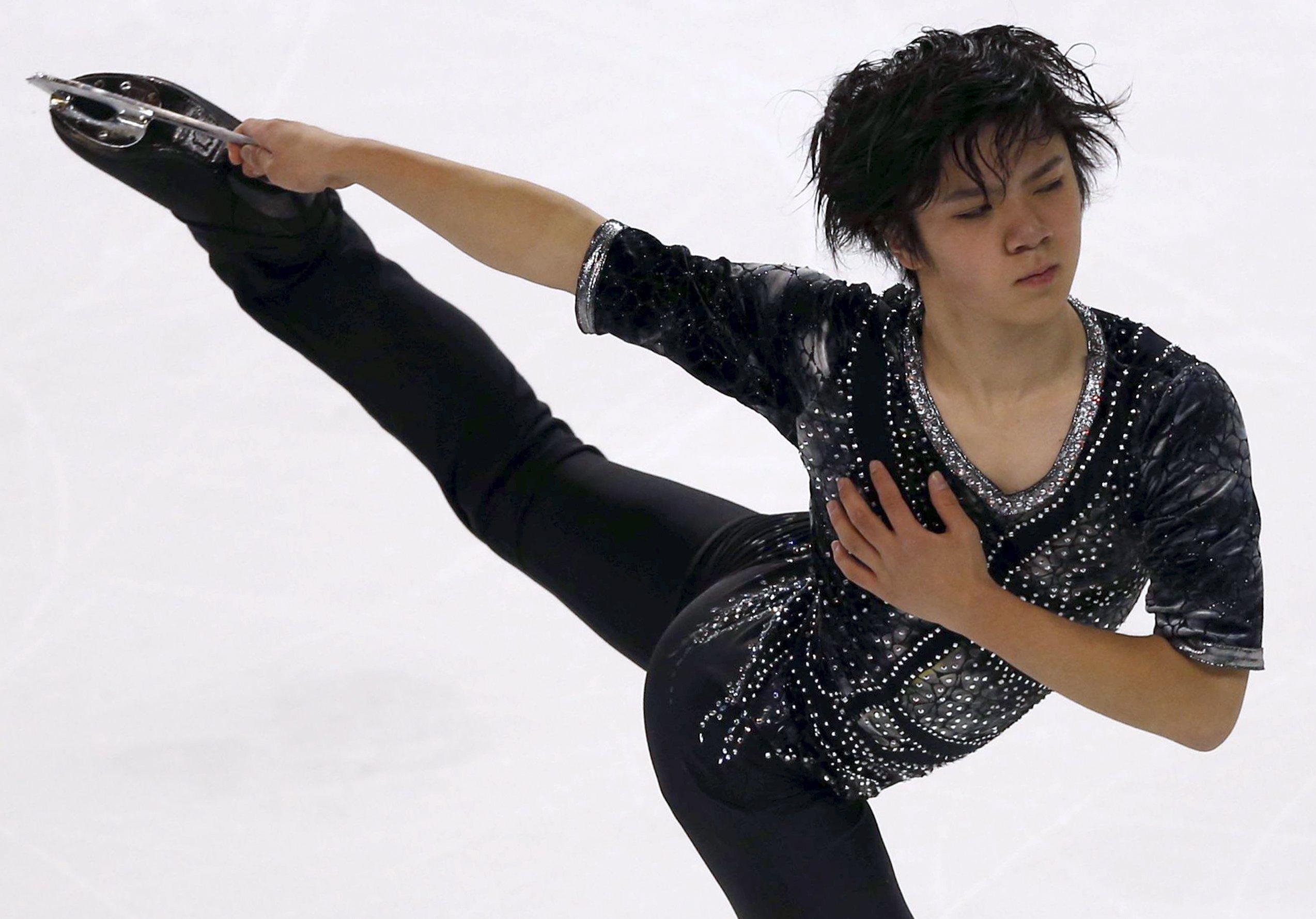 El japonés Shoma Uno deslumbró en su programa corto | ©Reuters