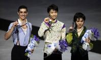 Yuzuru Hanyu conquista Barcelona