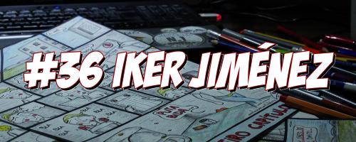 A profesión vai por dentro… N.36: Iker Jiménez! Por Loiro