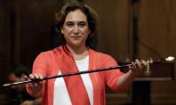 Ada Colau, máis heroína ca alcaldesa