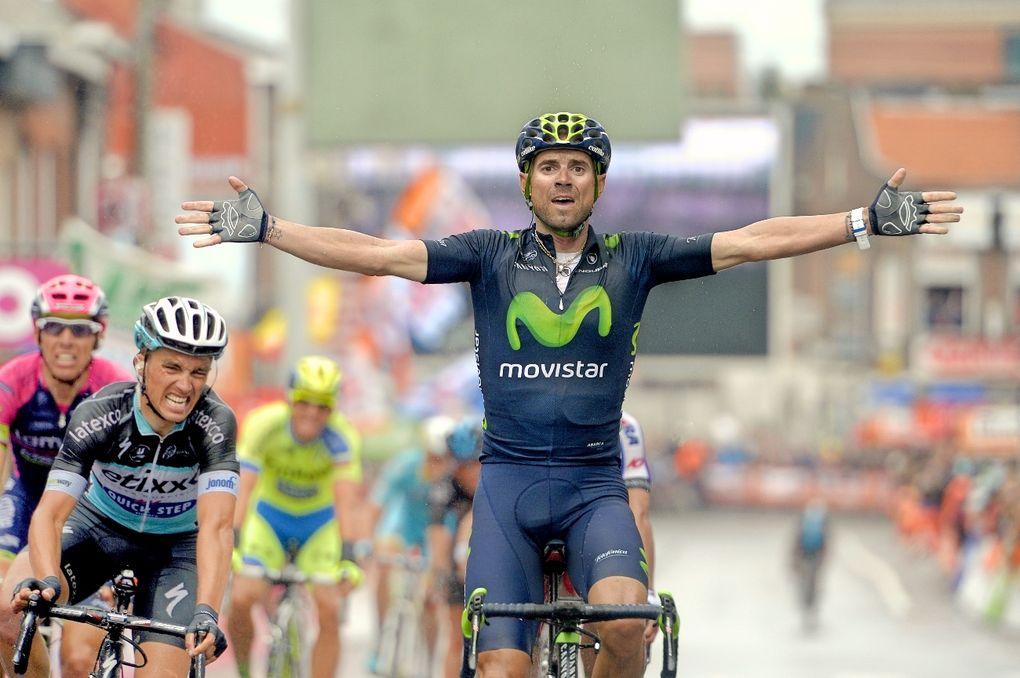 Valverde disputará la prueba en ruta de los Juegos de Río | ©Sirotti