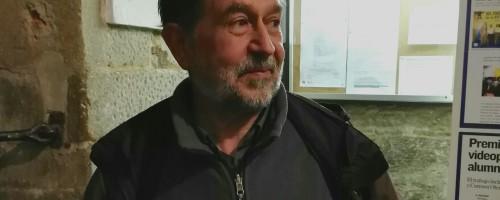 """Suso de Toro: """"Detivéronme na época de Franco e non vou ter medo agora a dicir o que penso"""""""