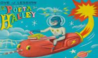 La magia aérea del poeta Halley
