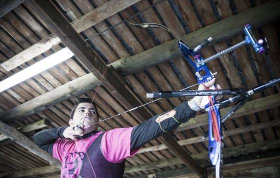 Miguel Alvariño afronta sus primeras Olimpiadas | ©El País