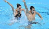 Europeo de Natación: triple bronce para la sincronizada española
