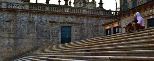 Abril en Compostela: todo ou nada