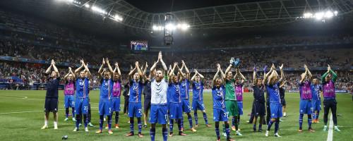 Las sorpresas de la Eurocopa