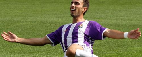 Guille Andrés, el pirotécnico del Celta B