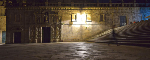 """Xuño en Compostela: """"A cidade afumegada"""""""