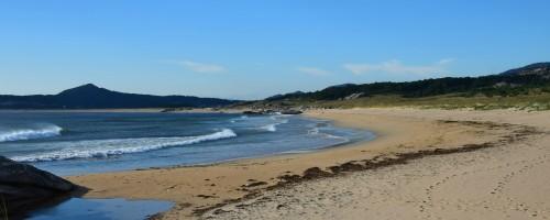 Corrubedo, natureza a pé de praia
