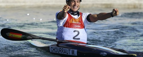 España en Río: el medallero (I)