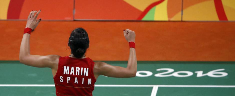 Carolina Marín es la única no asiática que consigue el oro olímpico | ©El Confidencial
