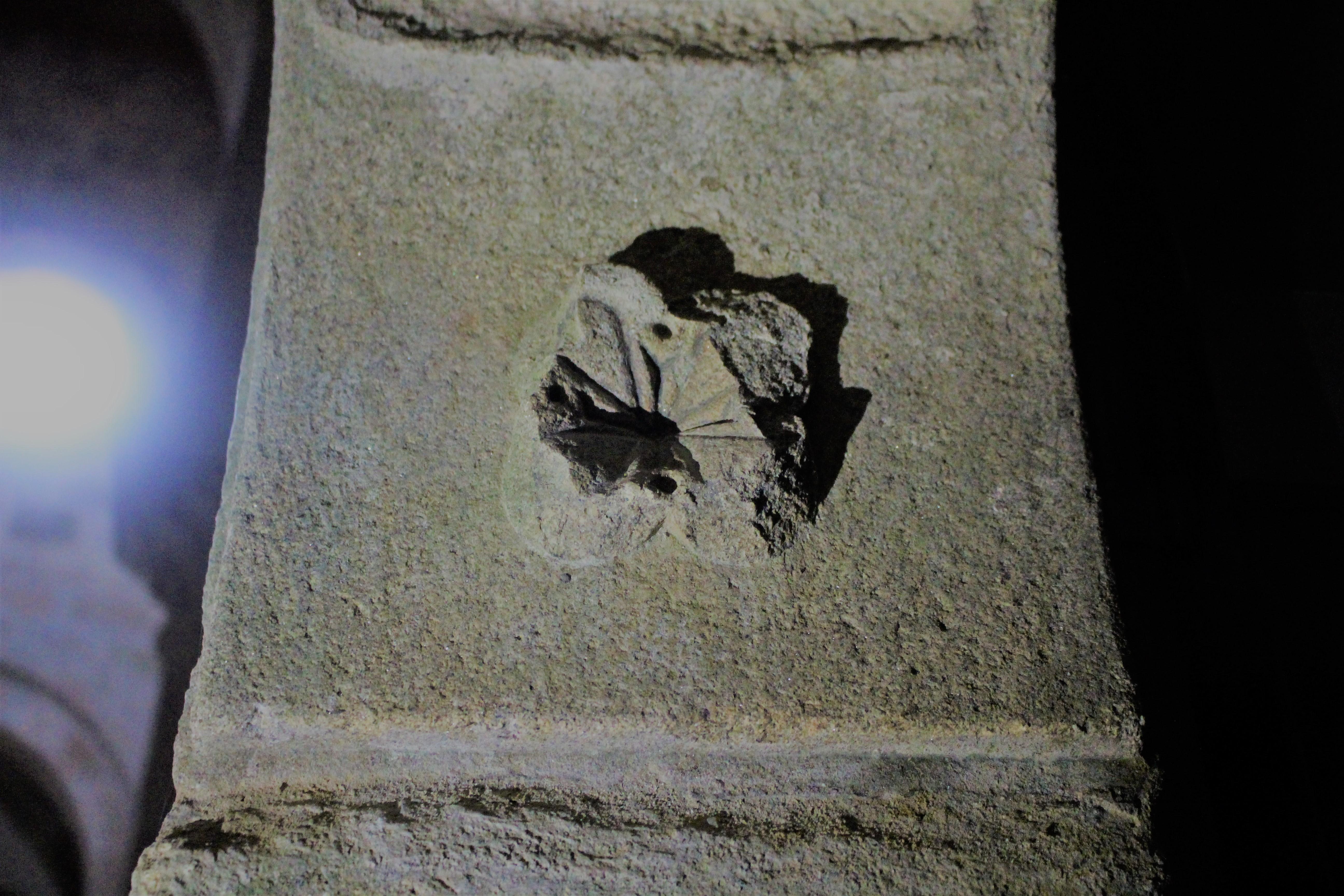 Arco en el interior del monasterio |©Paula Martínez Graña
