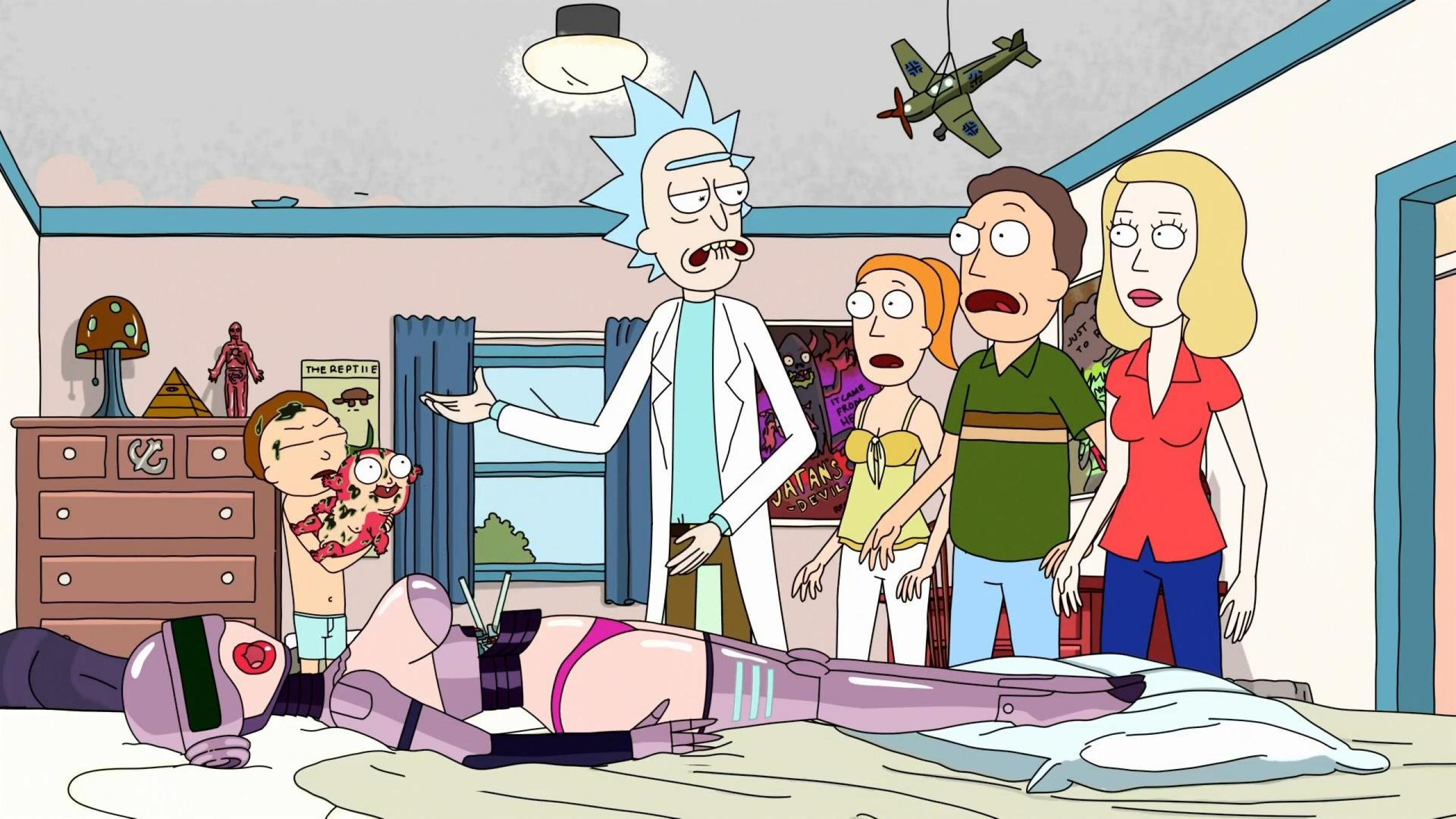 rick-and-morty-comedy-family-scifi-cartoon-4-wallpaper-1