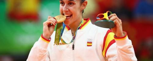 Deportistas del año (II): Carolina Marín