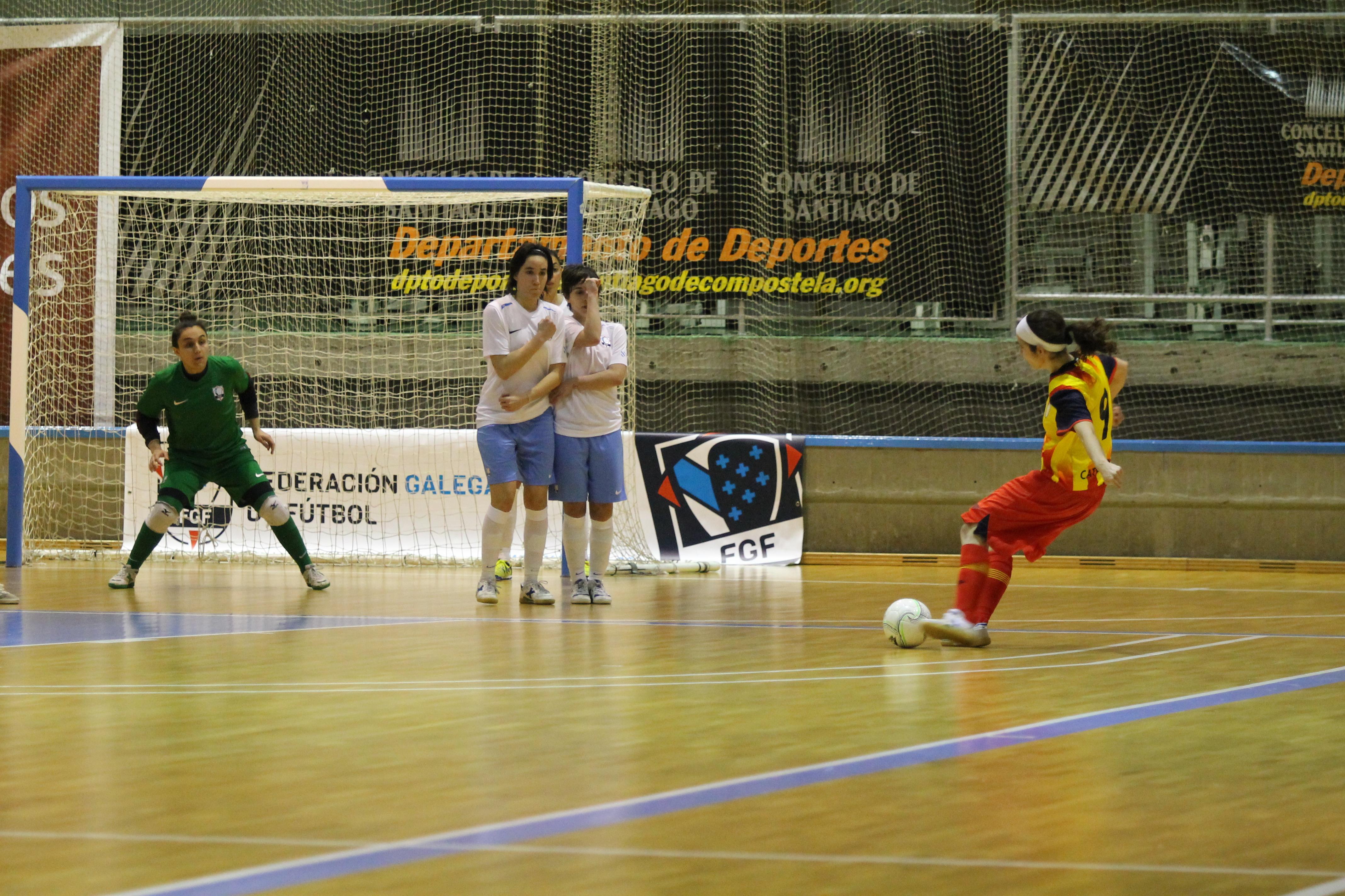 Célia foi unha das xogadoras catalás máis destacadas | ©Álex Estévez