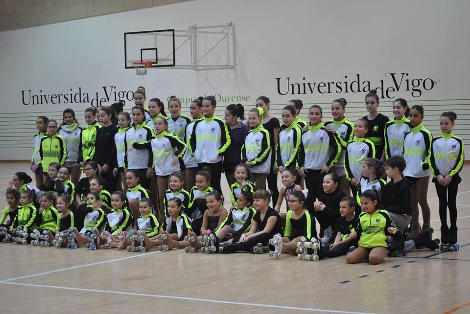 Integrantes del Club Deportivo Ourela  | ©CD Ourela