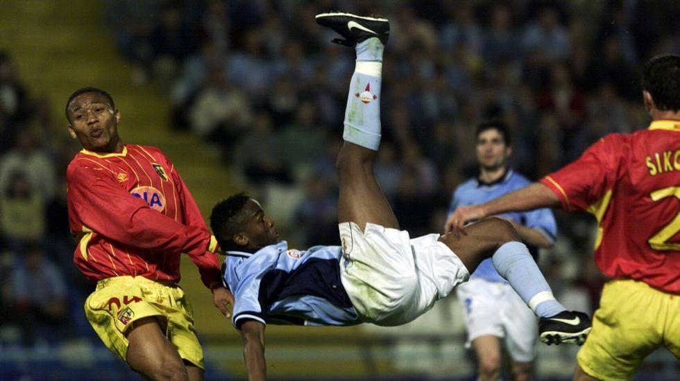 El Celta lo intentó todo para tumbar al equipo de moda en Francia - @La Voz de Galicia