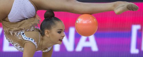 Europeo de rítmica: las nuevas reinas de la gimnasia