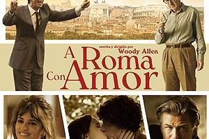 A Roma con amor: billete en primera, por favor
