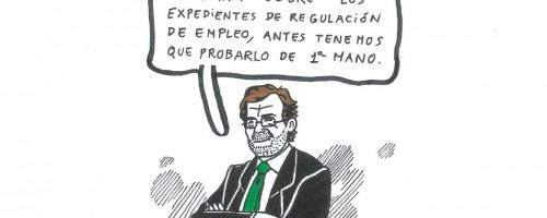 ERE en El País