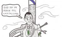 Mario Conde, esclavo de sus pasiones