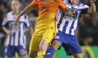 O fillo de Messi dalle os tres puntos ao Barça