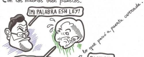 Rajoy se pone firme. O no.