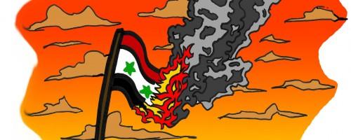 Lo que pasa en Siria- 3