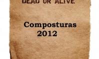 """Premios Composturas """"Os máis"""" de 2012"""