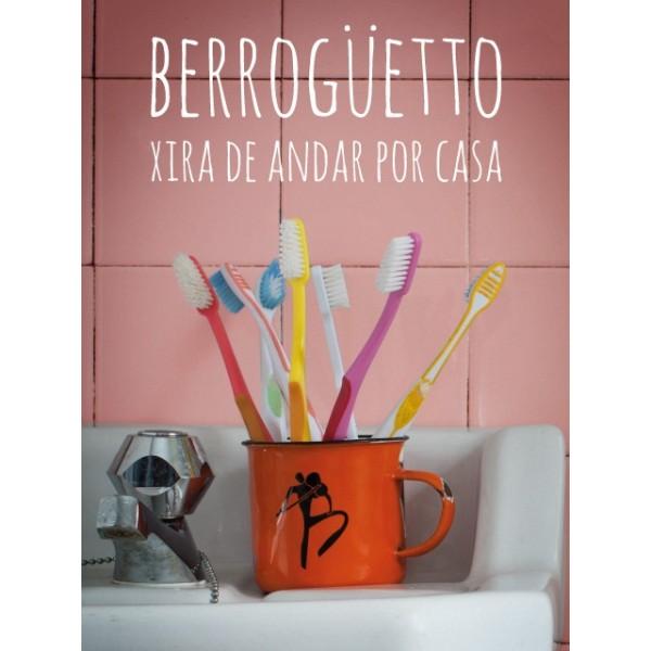 Tras visitar A Coruña e Lugo, Berrogüetto actuará en Compostela (27/12), Ourense (03/01), Vigo (04/01) e Narón (12/01).