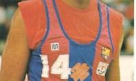 Audie Norris, o americano que triunfou en Barcelona