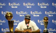 LeBron James, o dominador