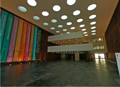 Interior del BaluArte