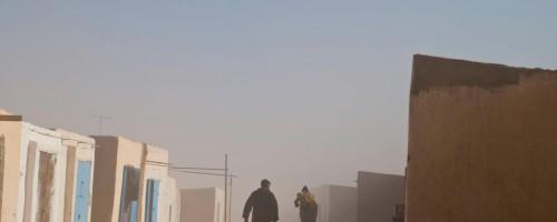 """Arquitectura de """"resistencia"""": Campos de Refugiados Saharauis"""