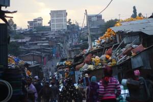 El mercado más grande de Etiopía