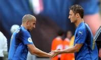 O duelo: Totti vs. Del Piero