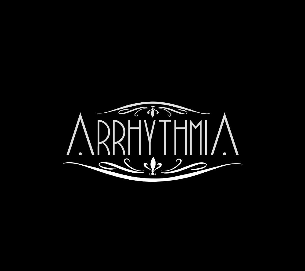 Arrhythmia logo negativo