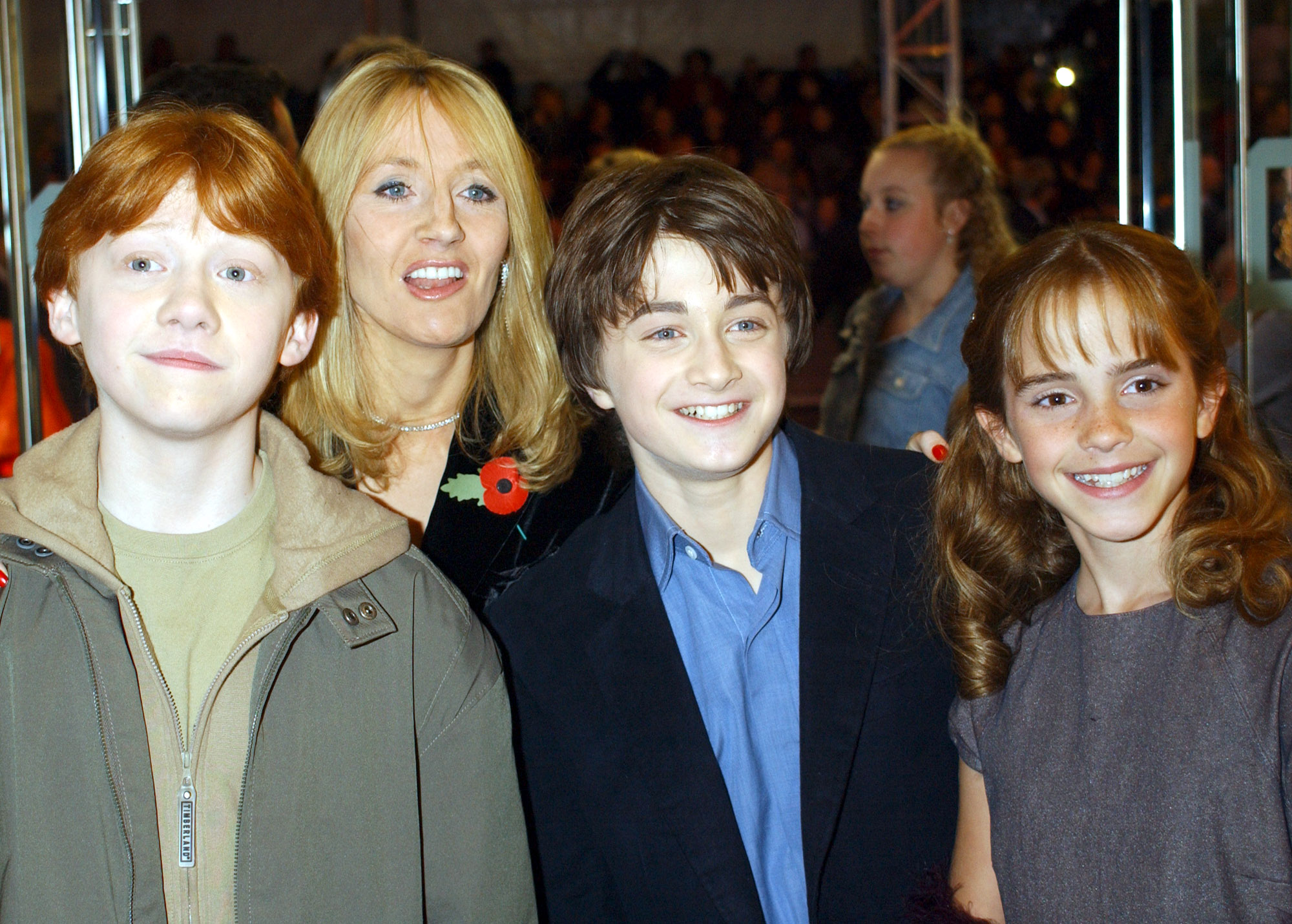 GRINT RADCLIFFE WATSON ROWLING