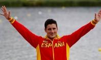 "David Cal, quíntuple medallista olímpico: ""Vamos a continuar hasta Río de Janeiro"""