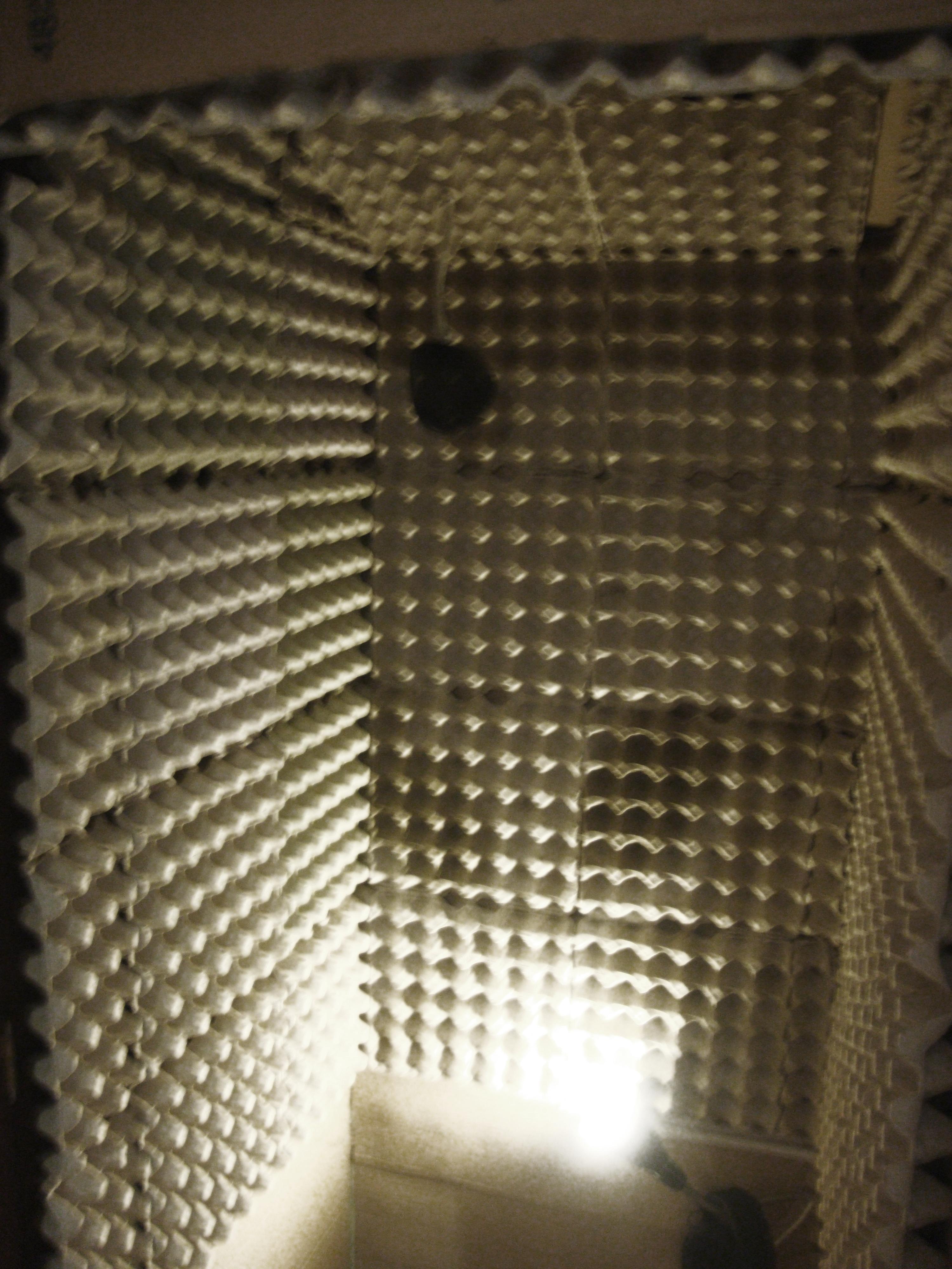 Cabina de gravación