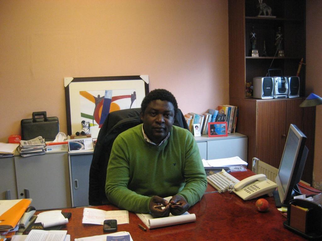 Victor Omgba