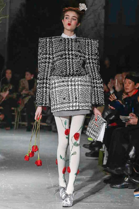 20. Thom Browne F W 13.14 New York pinterest.com