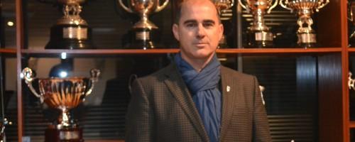 """Antonio Quinteiro: """"Lo que necesitamos es que el Compostela tenga un corazón"""""""