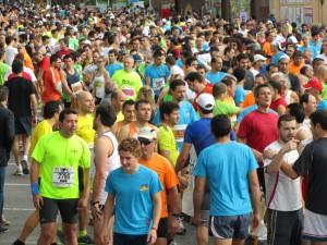 Participantes antes do comezo
