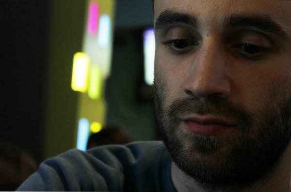 Sergio, concentrado en odiar