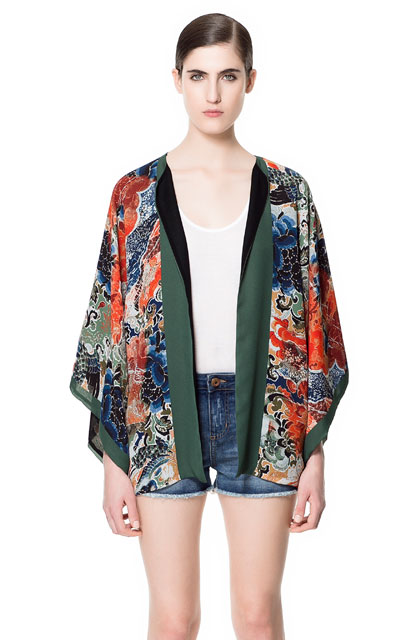 35 zara kimono 29,95