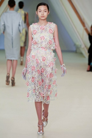 ERDEM, RTW, Spring Summer, 2013, London